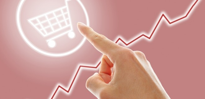 What is a digital delivery shopping cart?
